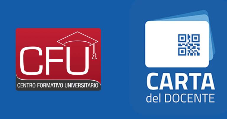 Carta del Docente Università Telematiche - Bonus 500€