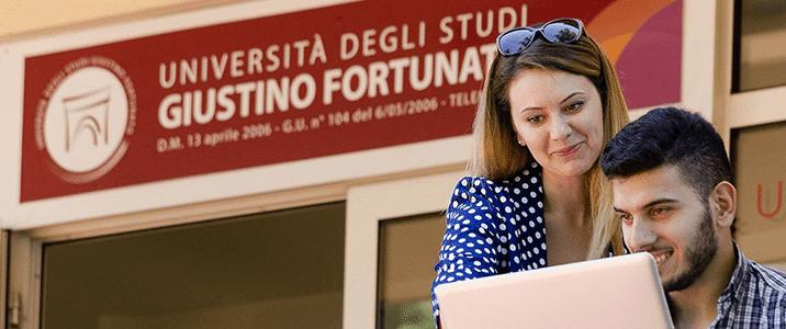 Corsi di Laurea Online Università Telematica Giustino Fortunato - Offerta Formativa 2019/20