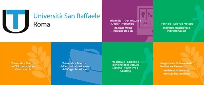 Corsi di Laurea Online Università Telematica San Raffaele - Offerta Formativa 2018/19