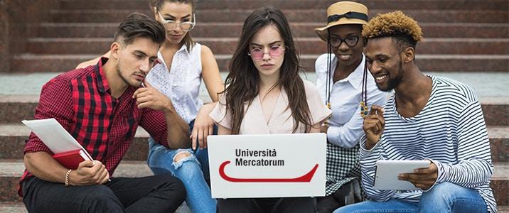 Corsi di Laurea Online Università Mercatorum - Offerta Formativa 2019/20